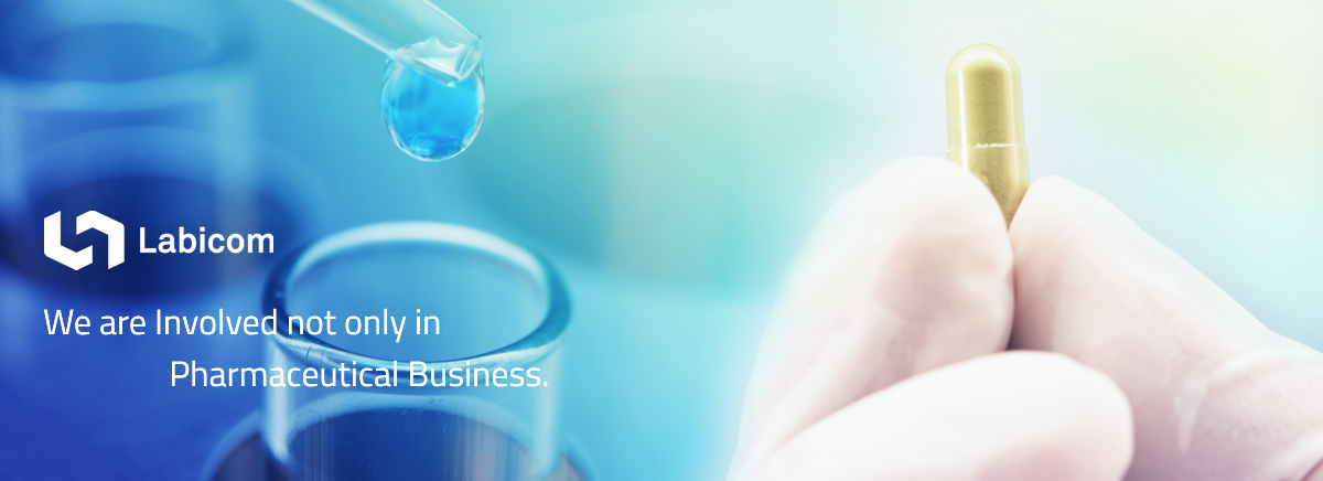 LABICOM - We are Involved not only in Pharmaceutical Business.
